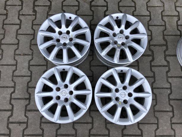 Opel 16 5x110 Oryginalne Komplet