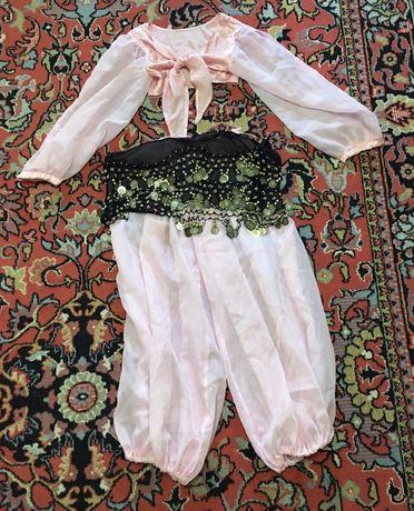 Продам костюм детский для восточных танцев
