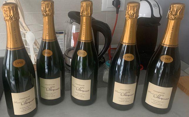 Champagne pascal Doquet 1997