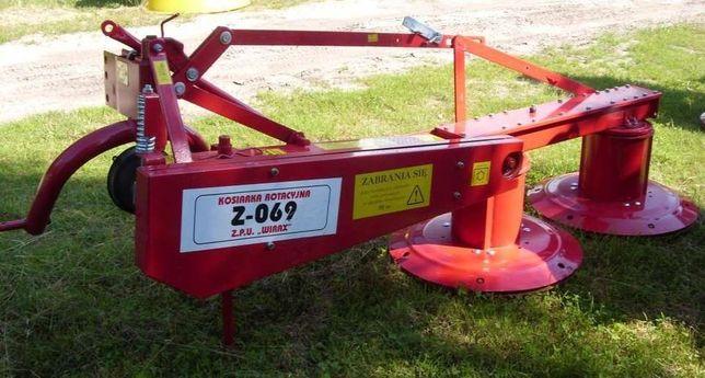 Косарка роторна Lisicki, косилка роторная Wirax, на трактор 135 - 165