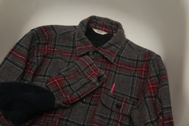 No Nationality NN-07 рр M рубака-овершот из шерсти (верхняя одежда)