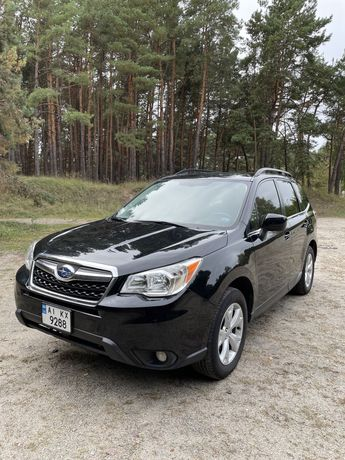 Subaru Forester 2016 limited
