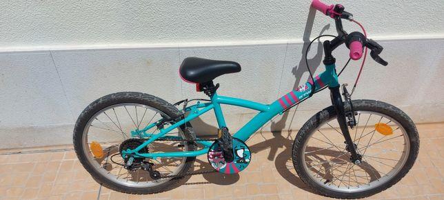Bicicleta crianca roda 20
