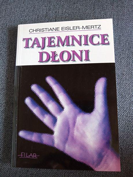 Tajemnica Dłoni chiromancja książka