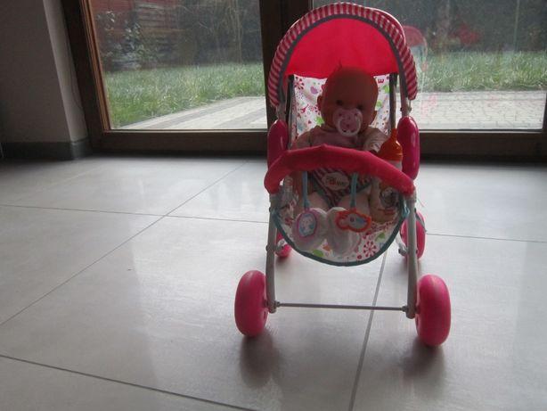 Wózek z lalką
