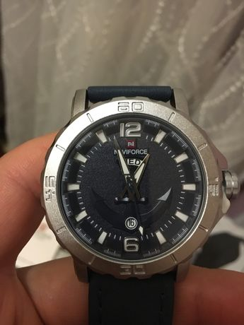 Naviforce часы мужские