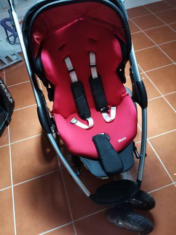 Carrinho de bebé maxi cosi mura 3