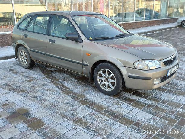 Mazda 323 F 2.0TDI 2000 року