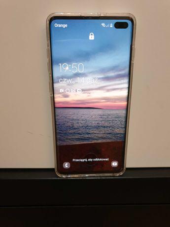 Samsung galaxy s 10 plus 12GB 1T stan idealny