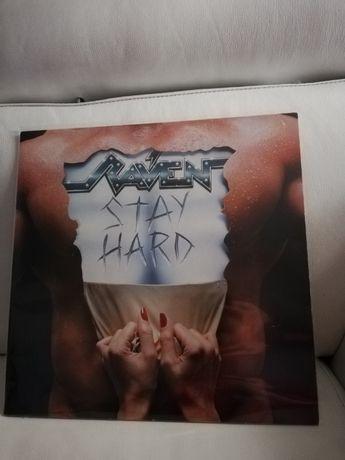 пластинка RAVEN Stay Hard