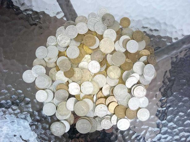 Monety PRL 255 szt