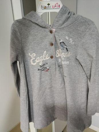 Bluza, tunika, H&M, stan idealny, 2-4 lata, 98-104