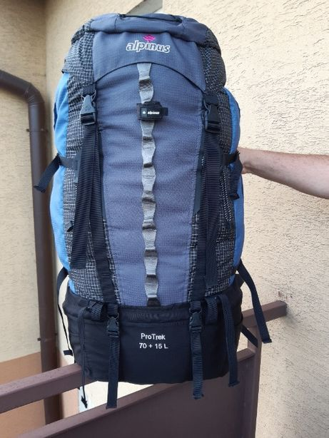 Plecak alpinus pro trek 70+15