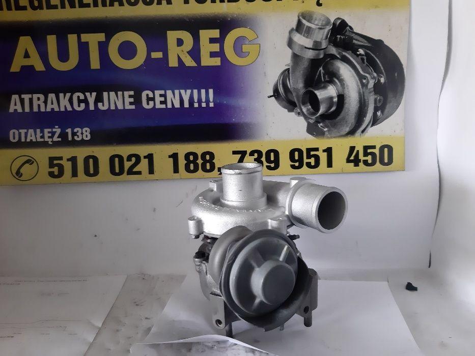 Turbina TurboSprężarka Toyota RAV4 2.0 D-4D 115KM Białystok - image 1