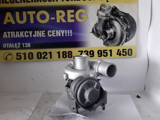 Turbina TurboSprężarka Toyota RAV4 2.0 D-4D 115KM