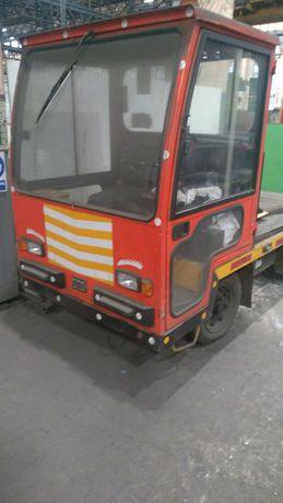 Wózek platformowy balkancar