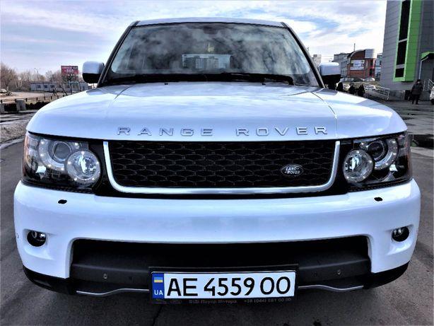 Возможна РАССРОЧКА! Продам Range Rover Sport спорт 3.0 дизель