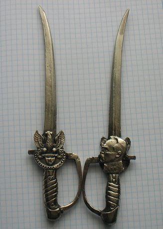 nóż do kopert SZABLA Orzeł Legionowy Piłsudski