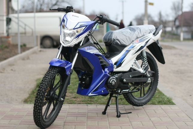 Мотоцикл SPARK SP125C-3WQ NEW зібраний