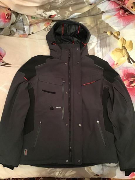 würth modyf зимняя технологичная куртка softshell ONE антрацит 3XL
