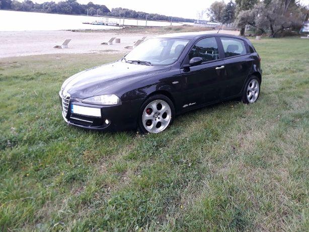 Alfa Romeo 147 1.6 ben-gaz ZADBANA