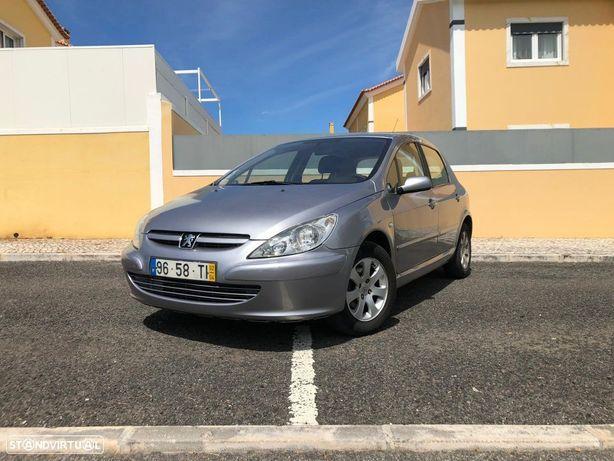 Peugeot 307 1.4 HDi XT Premium