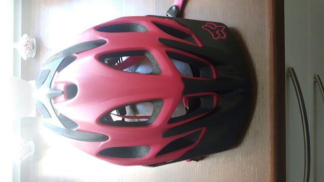 FOX FLUX kask enduro!jak nowy! s/m 54-58cm