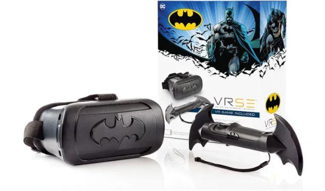 VRSE Batman Virtual Reality Set Wirtualna rzeczywistość