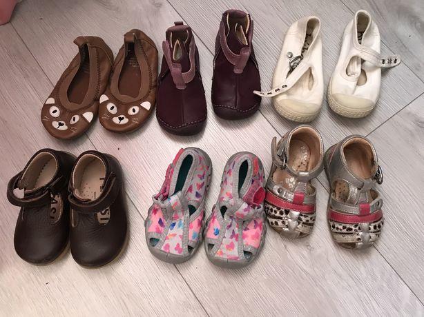 Лот ортопедической обуви