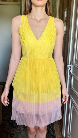 Платье куплено в Италии (Lio-Jo) размер S