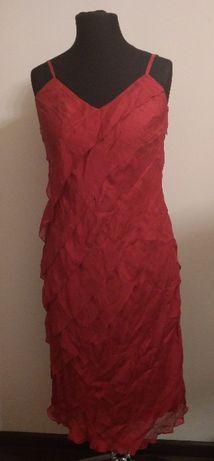 Sukienka z prawdziwego jedwabiu Penny Black