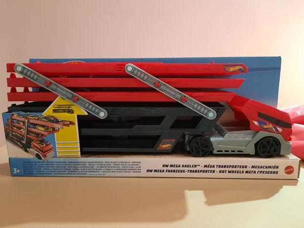 Hot wheels mega truck автовоз