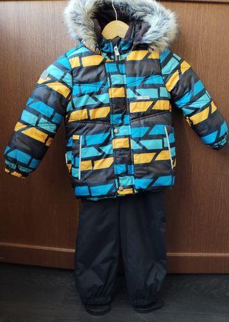 Комбинезон и куртка Lenne для мальчика (оригинал)