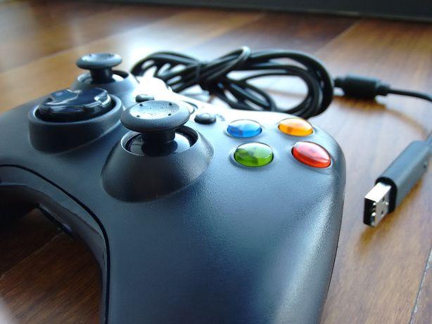 Comando Novo Xbox 360 e PC (Microsoft Windows e Apple Mac) Plug&Play