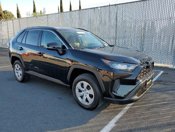 Запчасти Toyota RAV 4 2019 2020 рав 4 бампер решетка губа фара капот