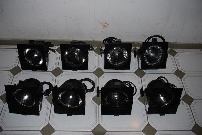 Reflektor Par 56 z żarówką 300W