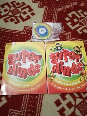 Учебник Super minds