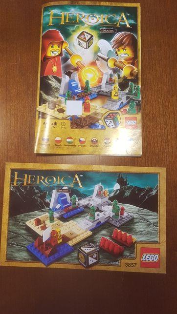 Lego gra Heroica zatoka Draida