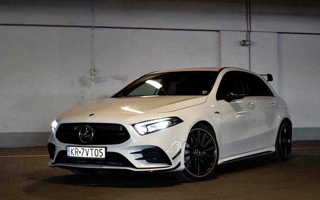 Mercedes A35 AMG 2021 na wynajem