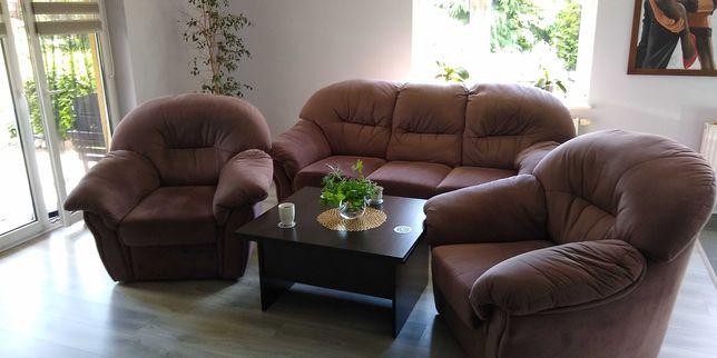 Sofa z fotelami