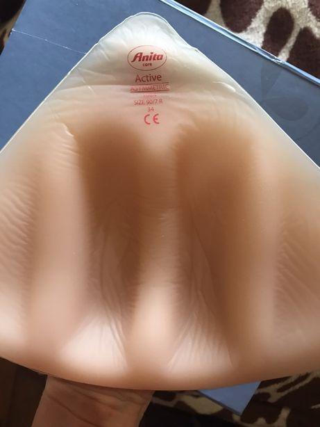 Протез молочной железы силиконовый облегчённый Anita