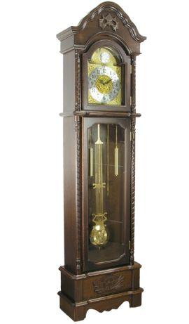 Zegar Castel CLK5047 podłogowy drewniany GONG - FV