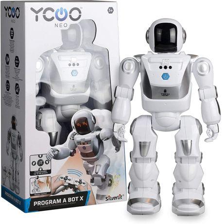 Robot interaktywny SilverLit 88071 Programme-A-Bot X