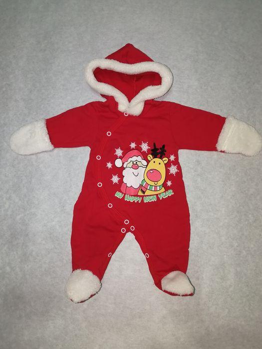 Новогодний человечек на новорожденного Сумы - изображение 1