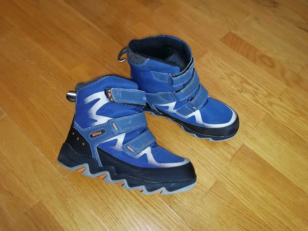 Термо ботинки сапоги зимние Cortina DELtex 35 размер