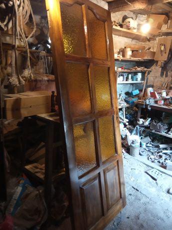 Двери деревянные в наличии и под заказ