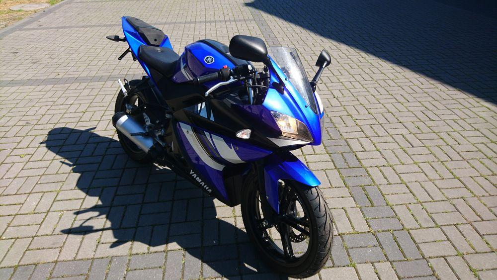 Yamaha yzf 125 r 125 na kat.B raty Rybnik - image 1