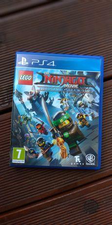 Gar PS4 LEGO Ninjago movie