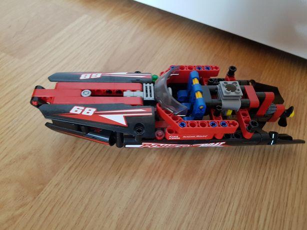 Motorowka lego technic
