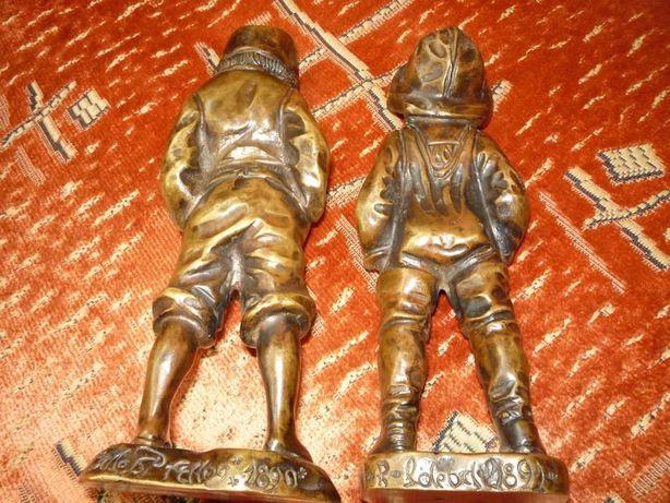 Figurki Wykonane z Brązu